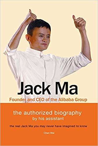 BOOKS ABOUT JACK MA LIFE