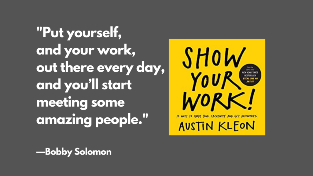 Show Your Work Quotes